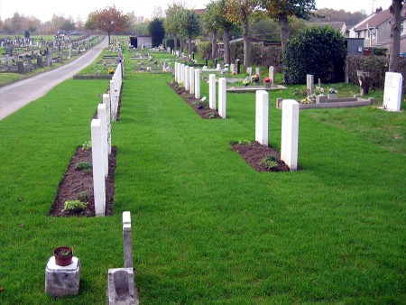 War Graves Commission