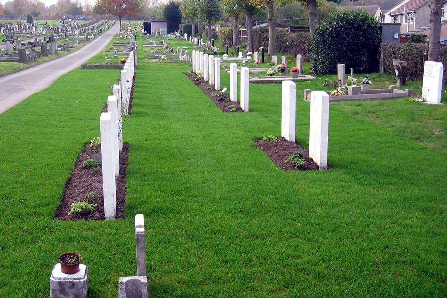 War Graves Commission